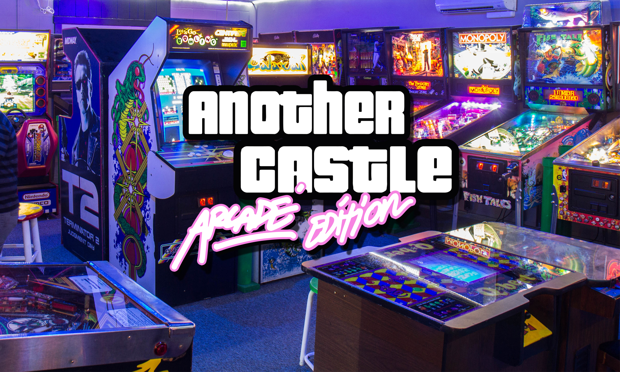 Another Castle Arcade Edition